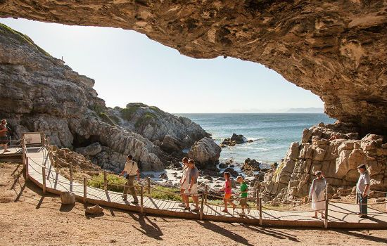 Visit the remains of Stone Age man at Grootbos Nature Reserve, Hermanus. #luxurycapetown