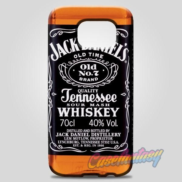 Jack Daniels Black Label Samsung Galaxy Note 8 Case | casefantasy