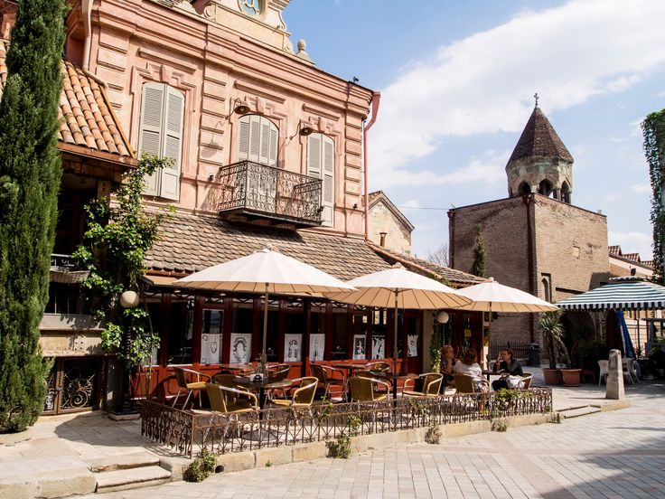 You Haven't Lived Until You've Been to Tbilisi's Art Cafés