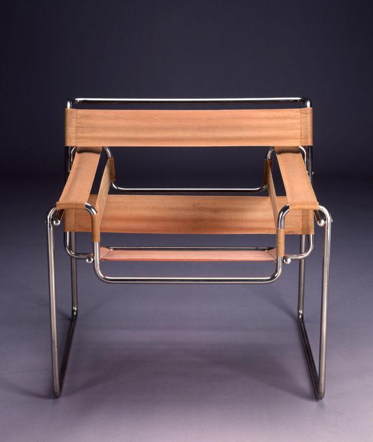 Bauhaus, wassily chair, Breuer