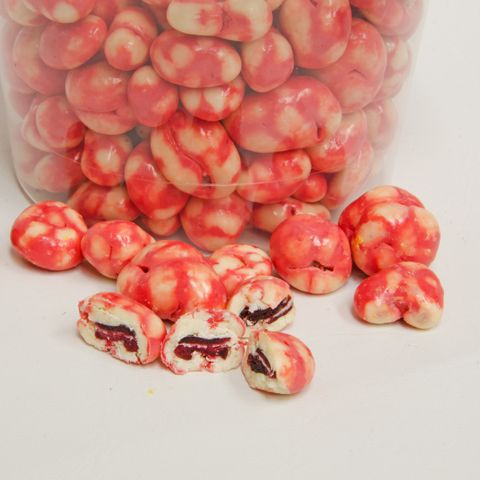 Nut Free Marbled Cranberries