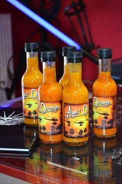 Zobrazit detail - Recept - Agent orange - výrobek roku Chillibraní 2014
