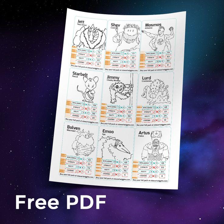 Free Numbo Print n Play