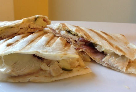 Pork Quesadillas pg. 138. All of the flavors of a cuban sandwich in ...