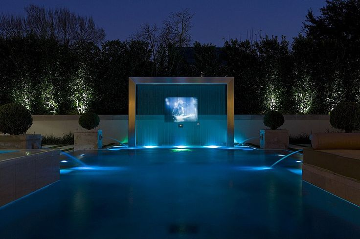 outdoor space pinterest outdoor projector theater and the o 39 jays