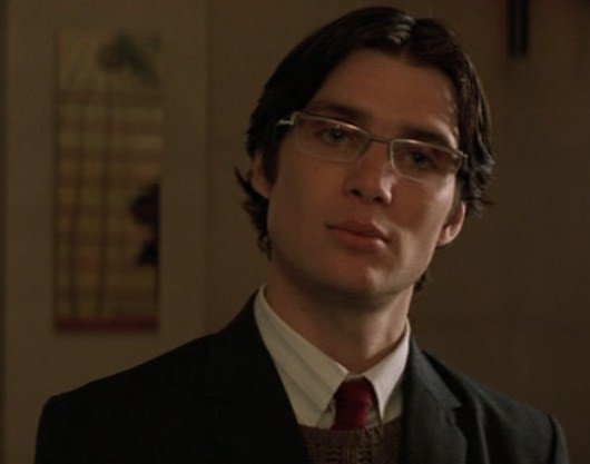 Batman Begins (2005)  Cillian Murphy as Dr. Jonathan Crane For @Rio Mayoleth-Cluff
