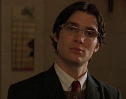 Batman Begins (2005)  Cillian Murphy as Dr. Jonathan Crane