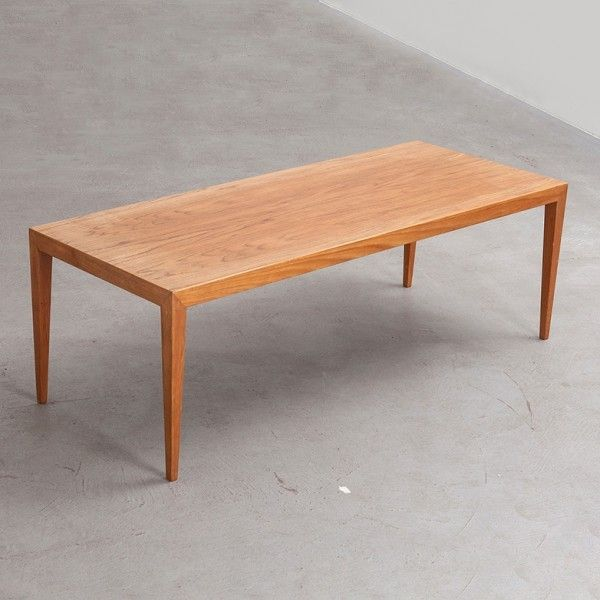 Located using retrostart.com > Coffee Table by Severin Hansen for Haslev