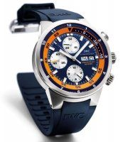 IWC Aquatimer Chronograph Cousteau Divers IW378101 Replica Watch For Sale!