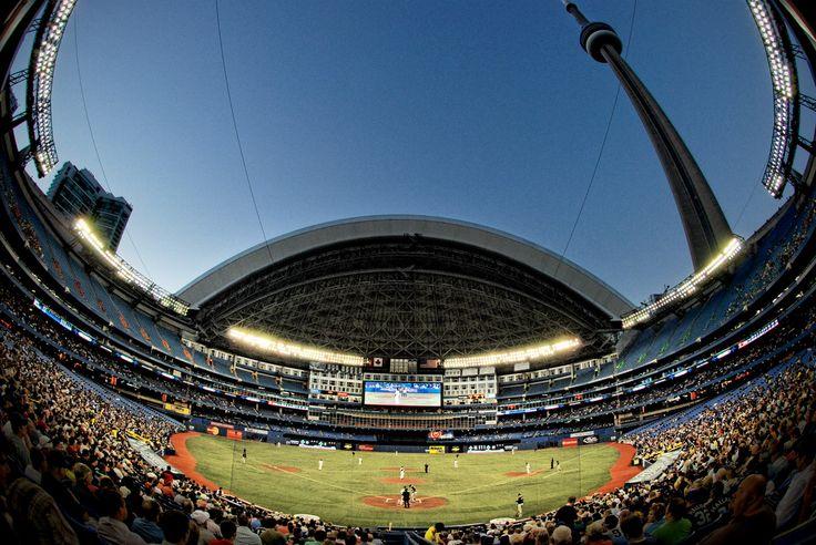 Jays vs Yankees at Rogers Stadium August 26, 27 & 28