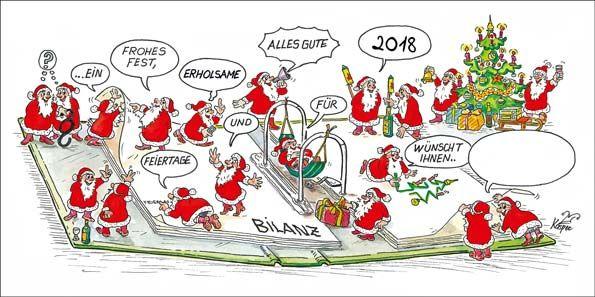Weihnachtskarten 2017 für Firmen   Kategorie Steuerberater und Rechtsanwälte   Motiv: Weihnachtsbilanz - Artikel Nummer 15011