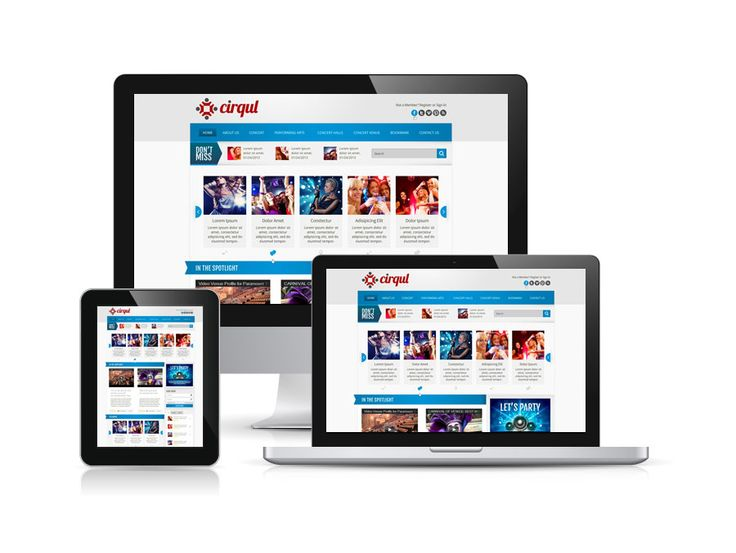 Cirqul adalah sebuah perusahaan yang bergerak dalam bidang seni dan hiburan. Web Cirqul dibuat sebagai sarana dan sumber informasi tentang perusahaan Cirqul yang berlokasi di Amerika Serikat.