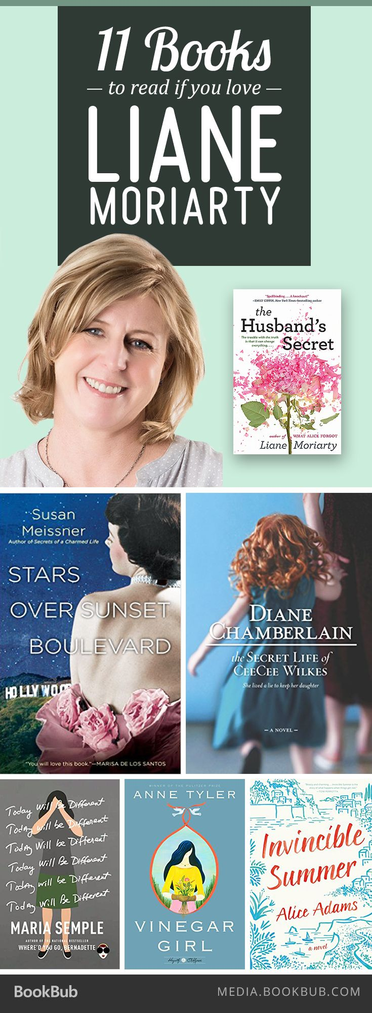 11 Books To Read If You Love Liane Moriarty