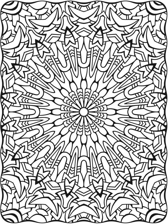 275 best FREE Adult Coloring Book Prints images on ...