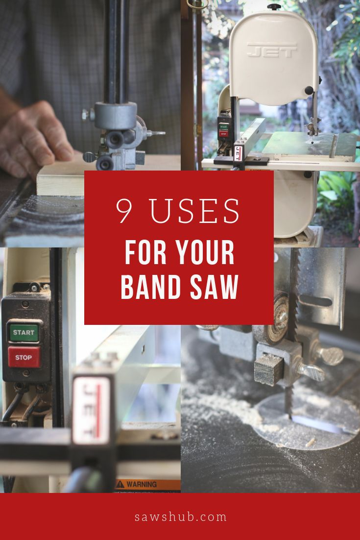 9 Band Saw Uses For Woodworking & DIY Projects | Bandsaw ...