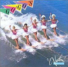 We got the beat: Go Go Vacations, Album Covers, 80 S Music, Remember, Band, 80S Music, Childhood, Memories, Gogo Vacations