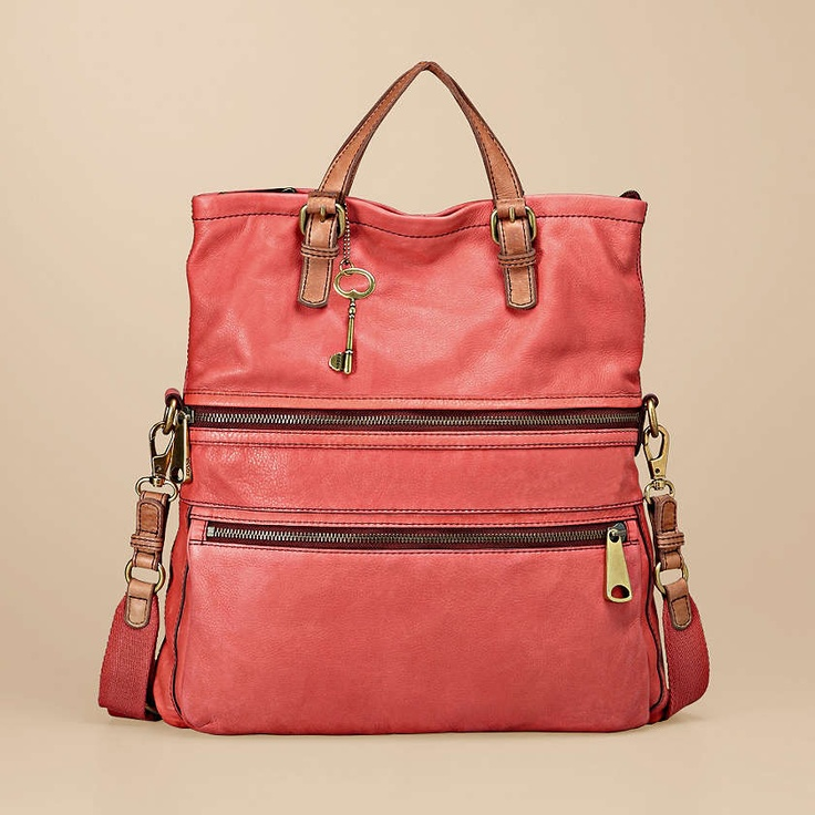 FOSSIL® Handbag Collections Explorer: Explorer Tote ZB5258