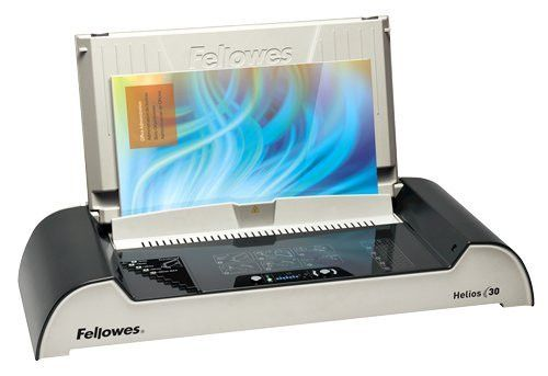 Compra presents Fellowes Thermal ... Check it out! http://www.compra-markets.ca/products/fellowes-thermal-binding-machine-helios-30?utm_campaign=social_autopilot&utm_source=pin&utm_medium=pin