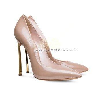 Высокое качество из натуральной кожи женская туфли на высоком каблуке италия бренд сексуальное тонкие каблуки точка схождения т этап / свадьба / ну вечеринку туфли, Оригинал упаковка коробка, принадлежащий категории Туфли и относящийся к Обувь на сайте AliExpress.com   Alibaba Group