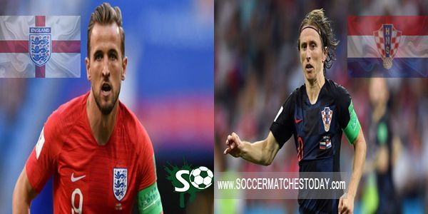 Croatia Vs England Highlights Semi Final England Highlights Semi Final Soccer Match
