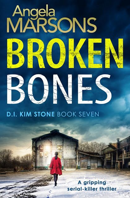 A Bookaholic Swede: #CoverReveal Broken Bones by Angela Marsons (@WriteAngie) @bookouture
