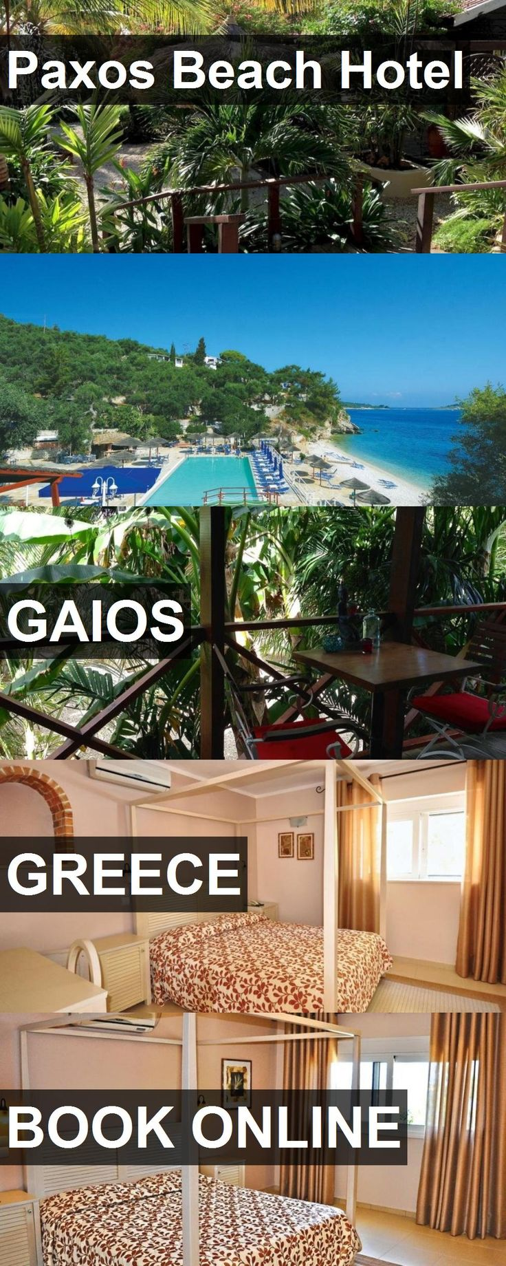 Hotel Paxos Beach Hotel in Gaios, Greece. For more information, photos, reviews and best prices please follow the link. #Greece #Gaios #PaxosBeachHotel #hotel #travel #vacation