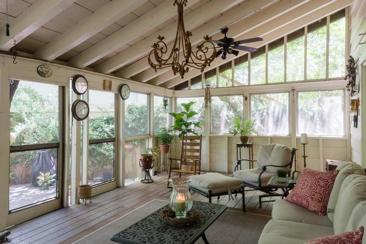 Screened Porch Plans Google Search Porchdeck Ideas