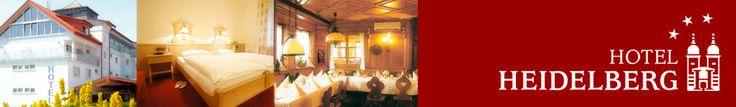 Heidelberg - Bilder des Hotels