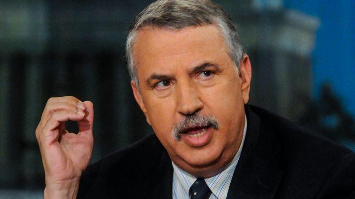 Thomas Friedman Takes on ISIS