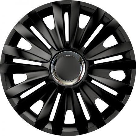 """Dísztárcsa 15"""" Royal Ring Chrome Black"""