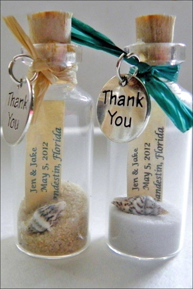 48 Unique Wedding Gifts For Guests Fashion And Wedding Beach Wedding Favors Beach Wedding Beach Theme Wedding