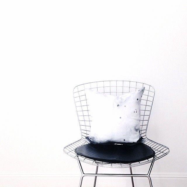 Via Tiny Wild Things | Bertoia Chair