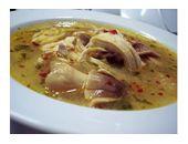 Dukan Diet Chicken Soup recipe