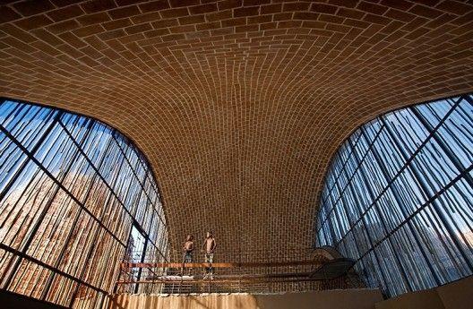 Mapungubwe Interpretation Centre, Limpopo, South Africa / Peter Rich Architects
