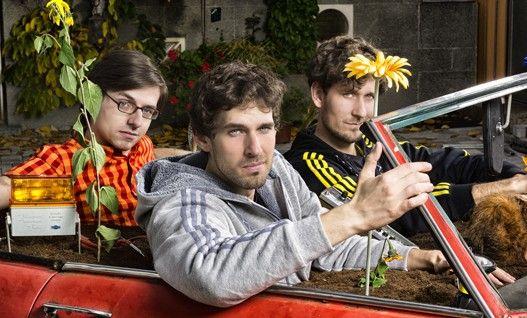 Phrasenmäher sind zurück mit neuem Album - 9 Hits, 3 Evergreens
