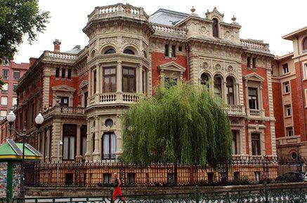 Palacio Olabarri, Bilbao.