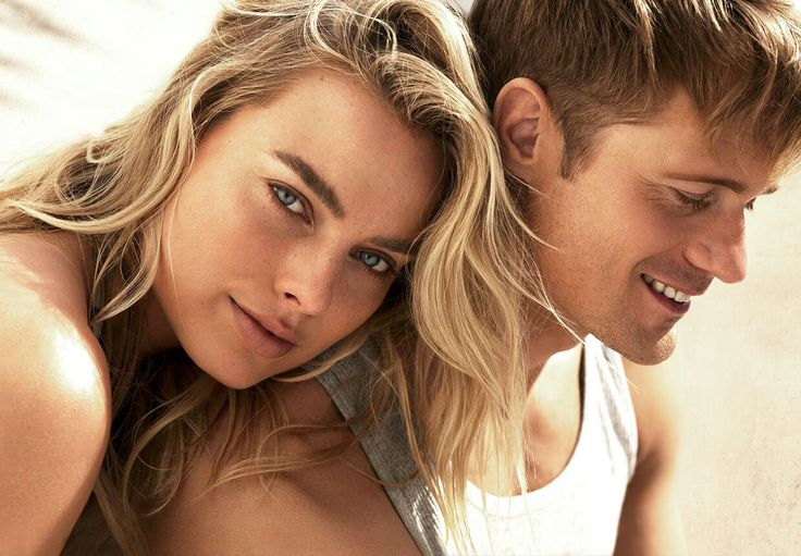 Alexander Skarsgard and Margot Robbie in Vogue June 2016 The Legend of Tarzan