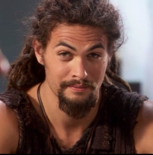 Jason Momoa As Ronon Dex in Stargate Atlantis