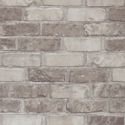 Wallpaper :: Industrial Wallpapers :: Brick Wallpapers :: Used Bricks - Ivory Tower Decor