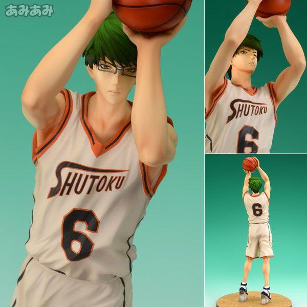 AmiAmi [Character & Hobby Shop] | Kuroko's Basketball Figure Series - Kuroko's Basketball: Shintaro Midorima 1/8 Complete Figure(Preorder)