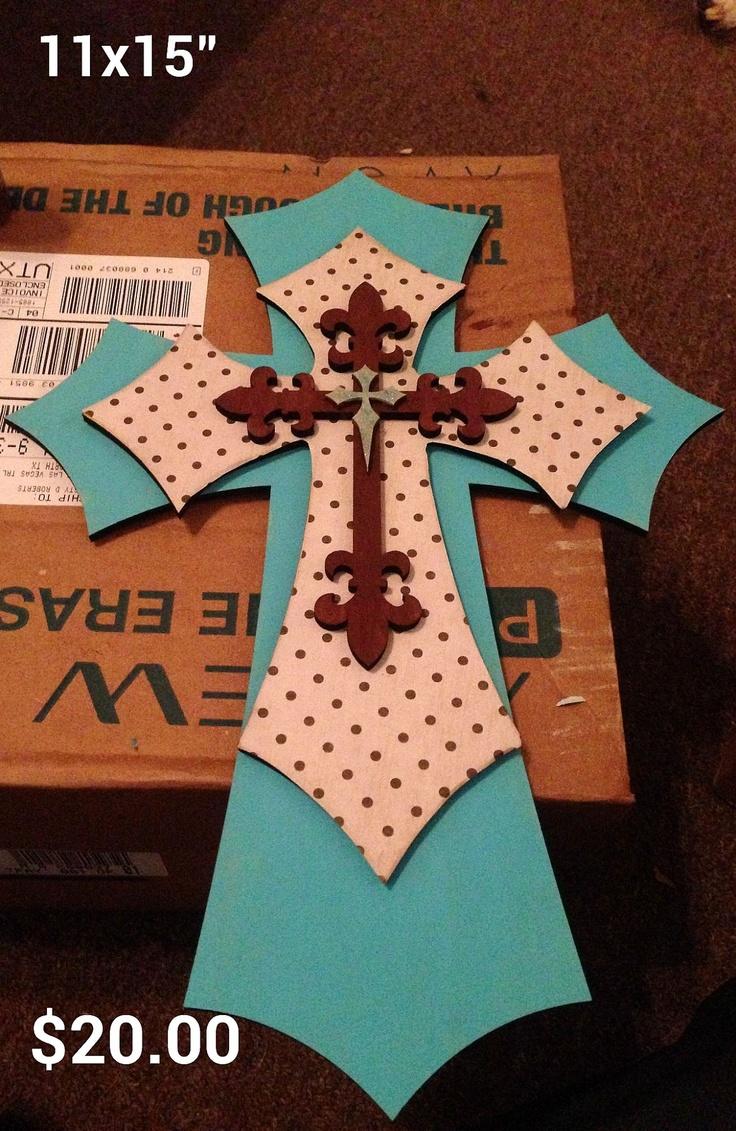 Wall Decor Crosses 71 best wooden cross ideas images on pinterest | cross walls