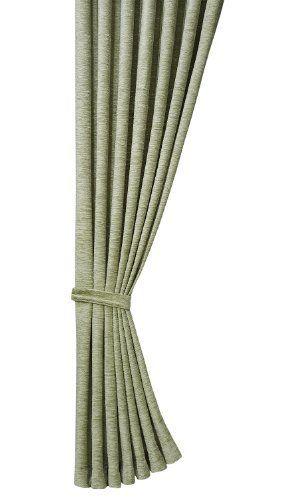 iovivo Thermo Chenille Vorhang Tanja unifarben, 264 g/qm Einzel Gardinenschal, grün, 200X135 von iovivo, http://www.amazon.de/dp/B004K8810Y/ref=cm_sw_r_pi_dp_Phy1sb1EJ3DEZ