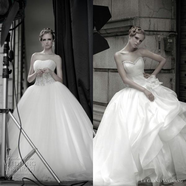Duchese-Kleid