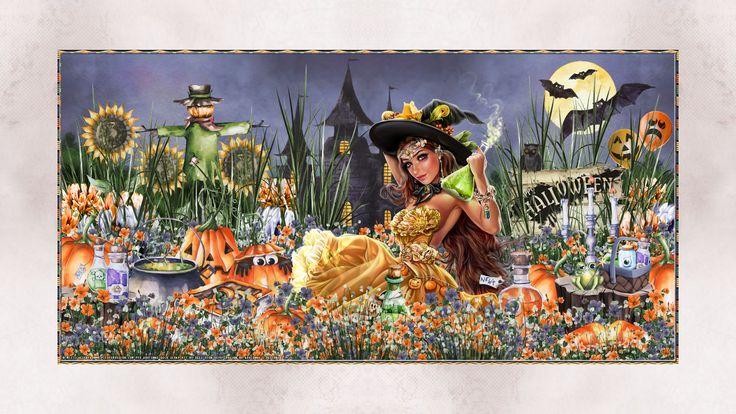 Adrienne´s Designs: Wendy/Which Witch