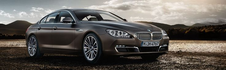 The new BMW 6 Series Gran Coupé stops at nothing in its quest for perfection.