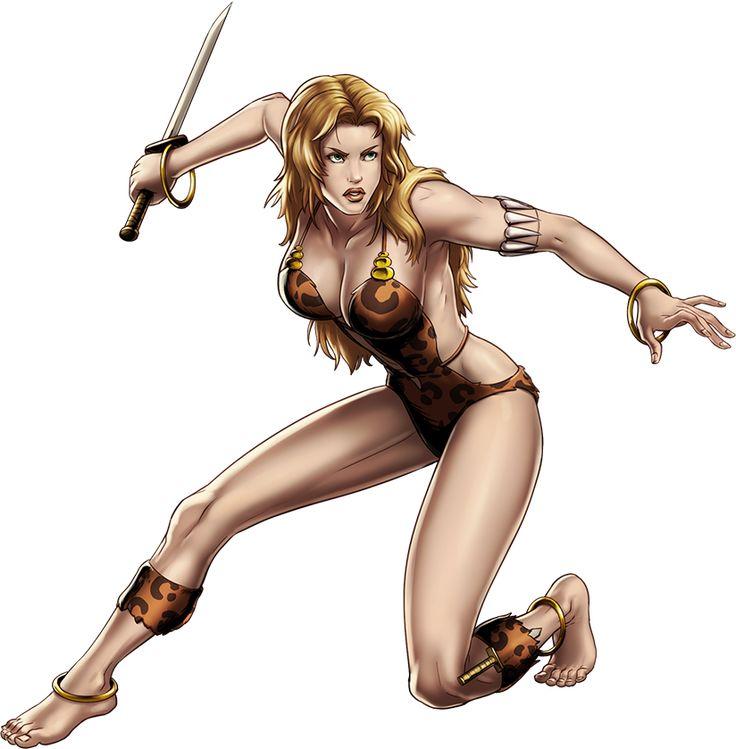 Shanna - Marvel: Avengers Alliance