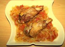 Recette - Canard aux olives facile | 750g