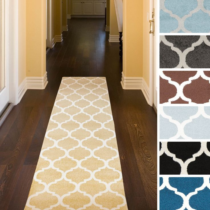 Add Bold Style To Your Space With This Trendy Area Rug