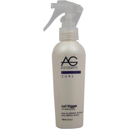 Curl Trigger Curl Defining Spray by AG Hair Cosmetics for Unisex, 5 oz