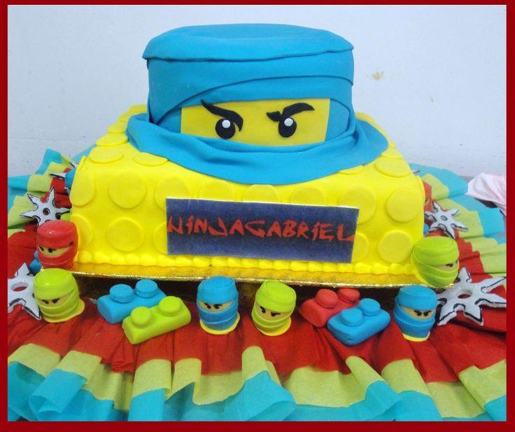 Torta de Ninjas
